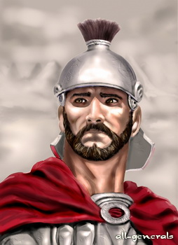 a biography of hamilcar barca the carthagian general and father of hannibal