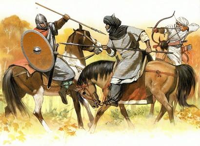 Битва при Пуатье 732
