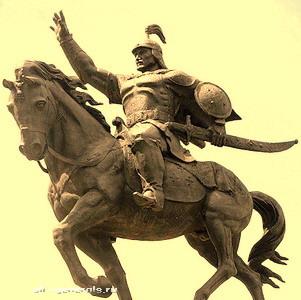 Все полководцы мира :: БОГЕНБАЙ батыр