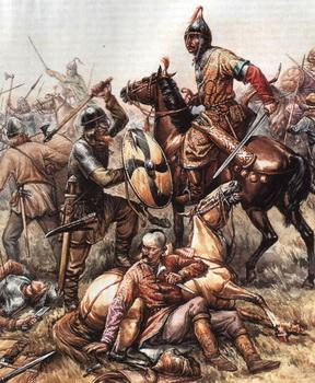 Святослав и хазары