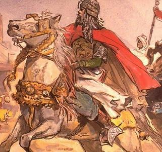 ОСМАН I ГАЗИ - походы, завоевания - битвы, даты - Кратко